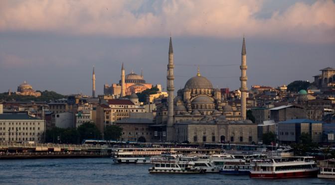 Découverte d'Istanbul (Turquie)
