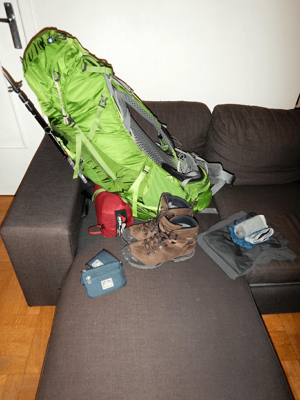 Le sac est prêt !