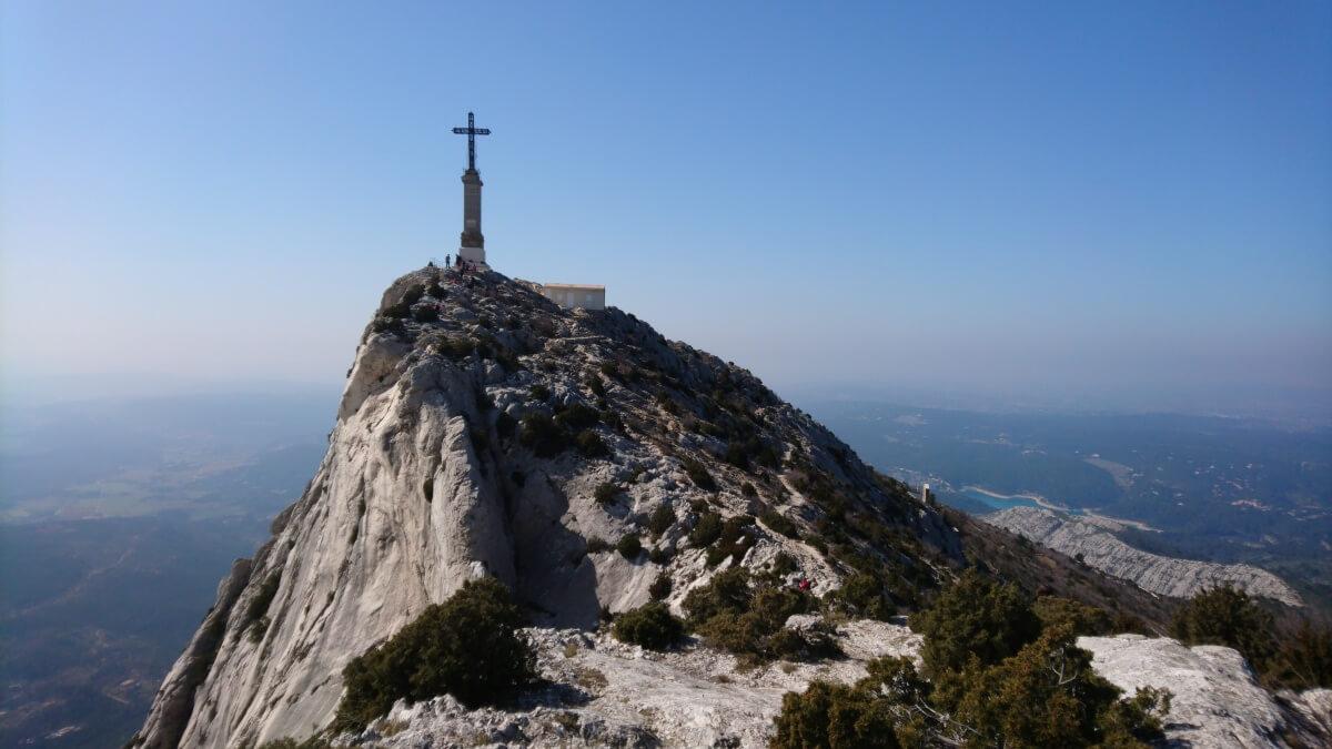 [Randonnée]La Sainte Victoire