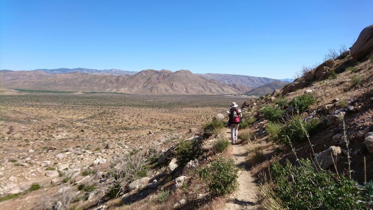 PCT jour 6 – mile 82