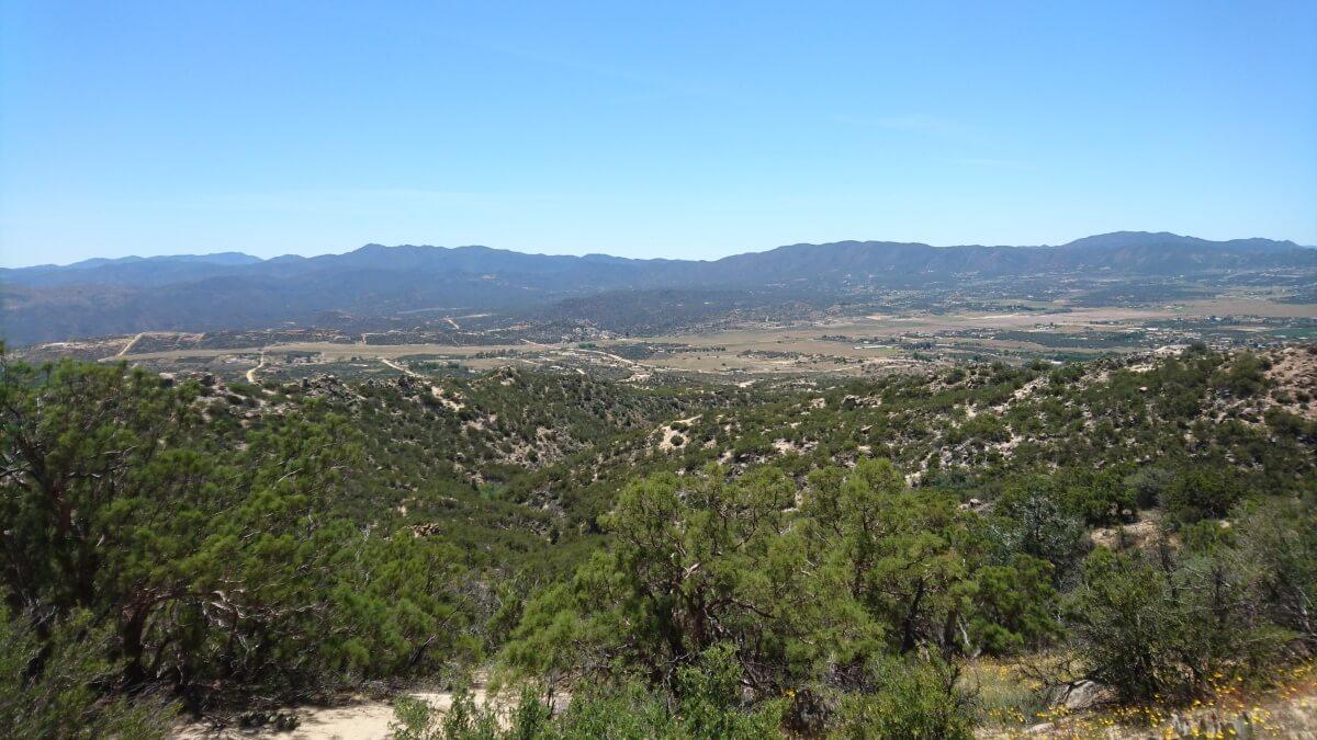PCT jour 12 – mile 177