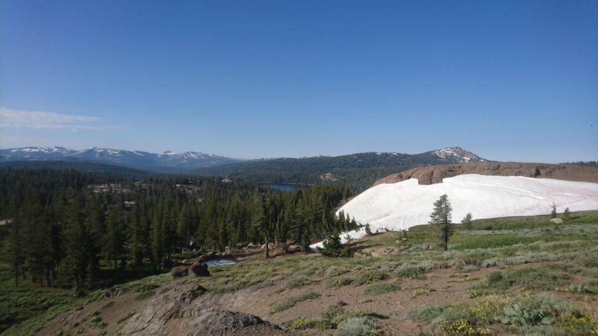 PCT jour 80 – 29 juin – mile 1091