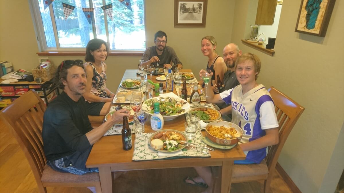 PCT jour 81 – 30 juin – mile 1091 (zero day)