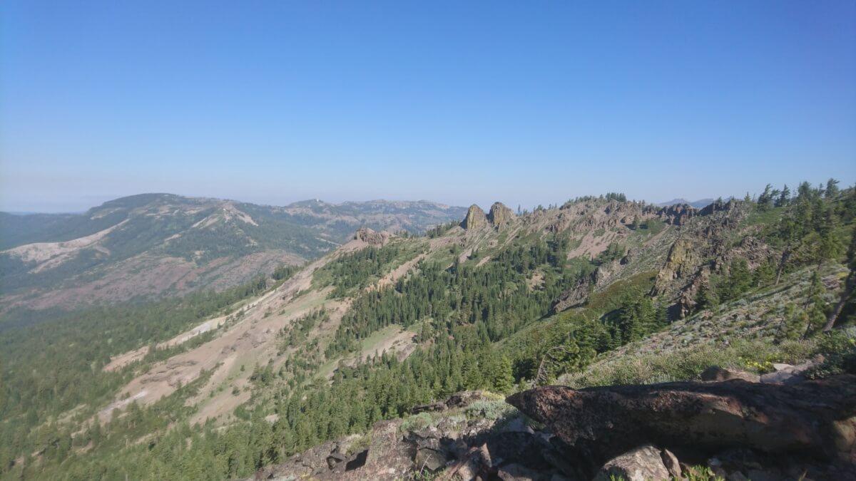 PCT jour 84 – 3 juillet – mile 1146