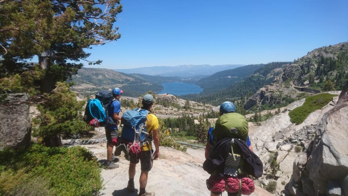 PCT jour 85 – 4 juillet – mile 1167