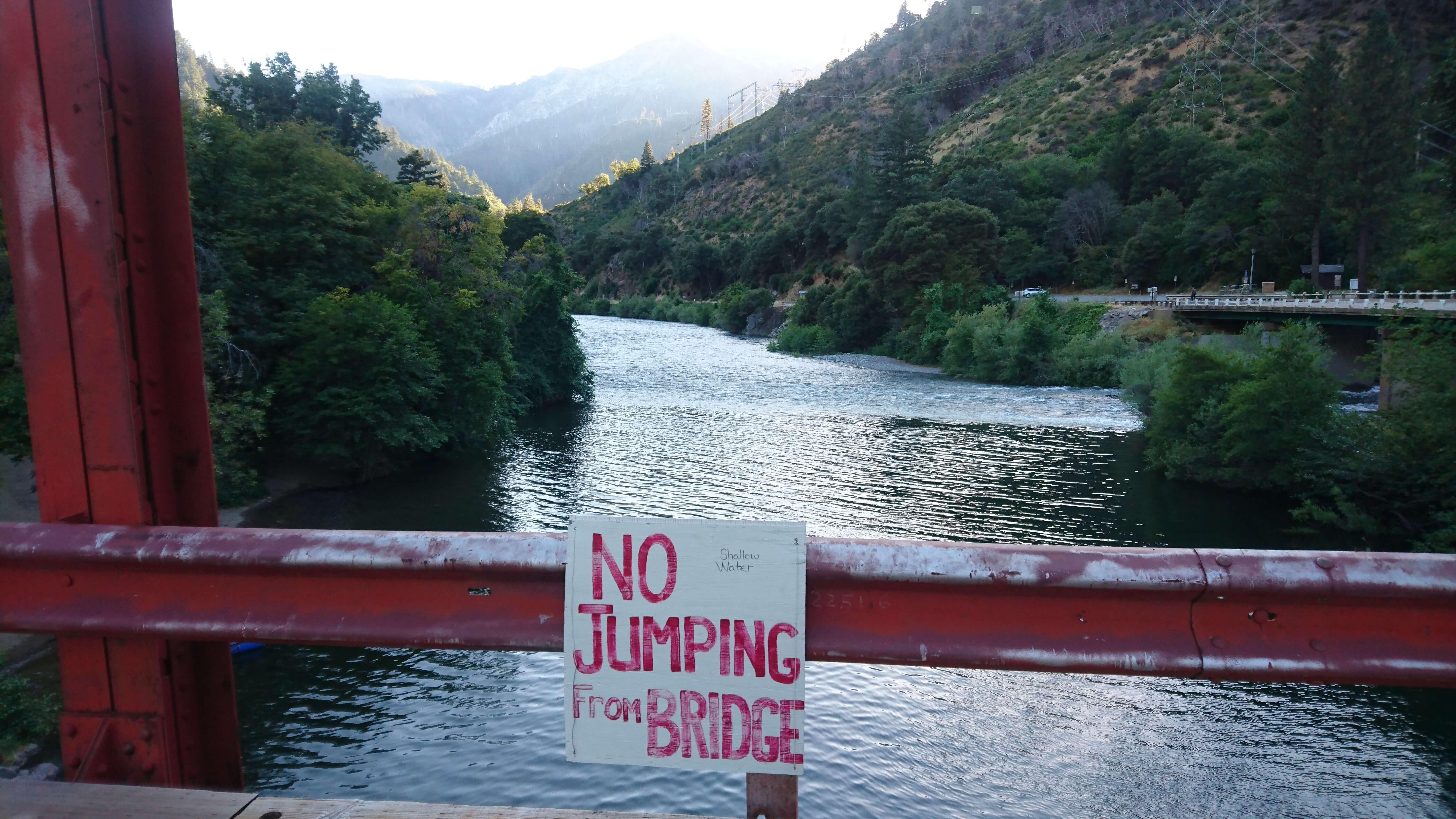 Dans le doute, je le répète, ne pas sauter du pont !