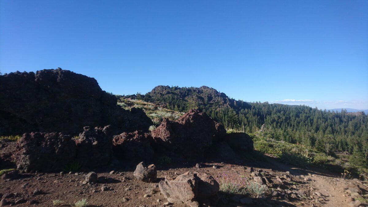 PCT jour 92 – 11 juillet – mile 1312