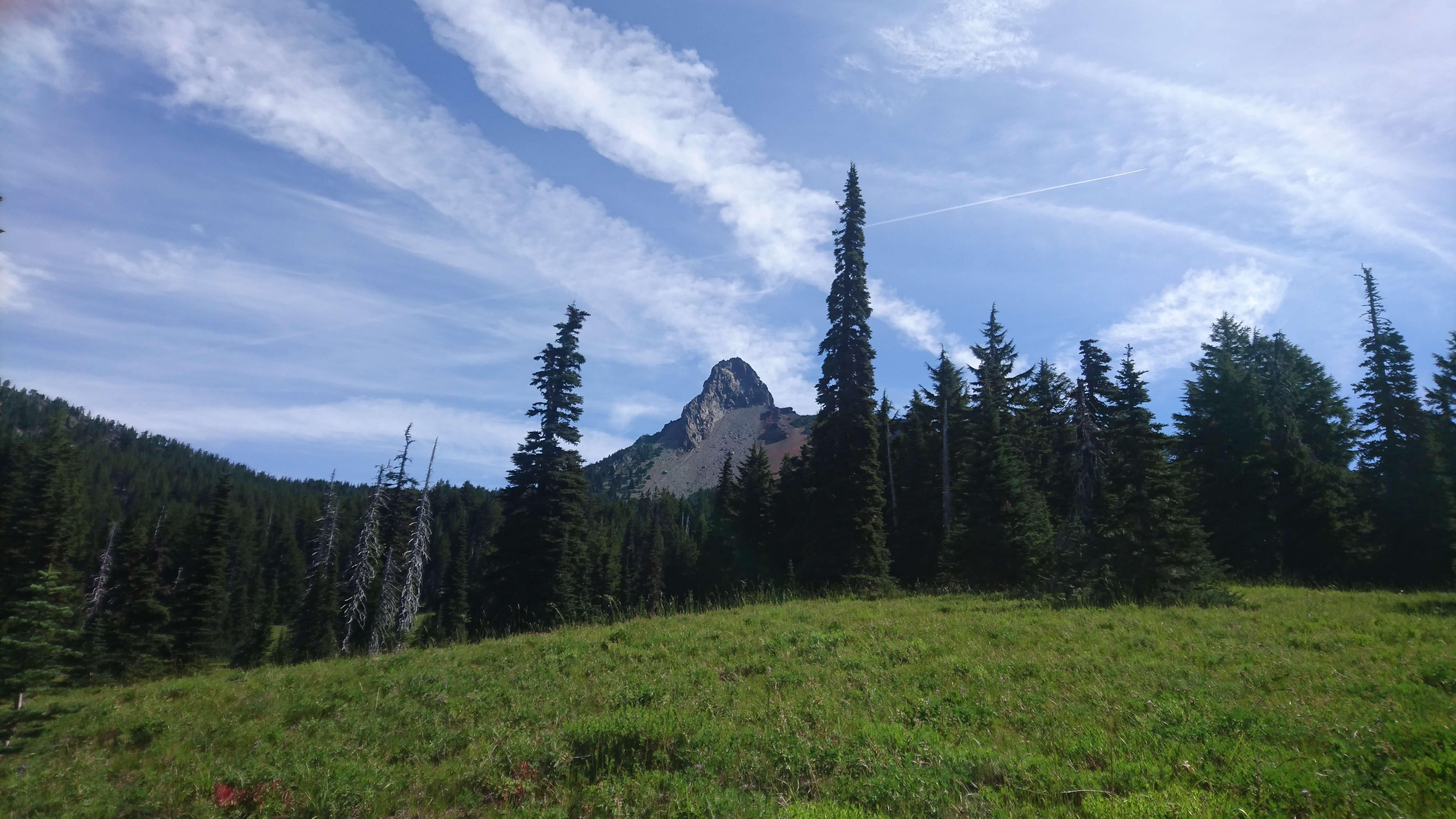 Le Mont Washington