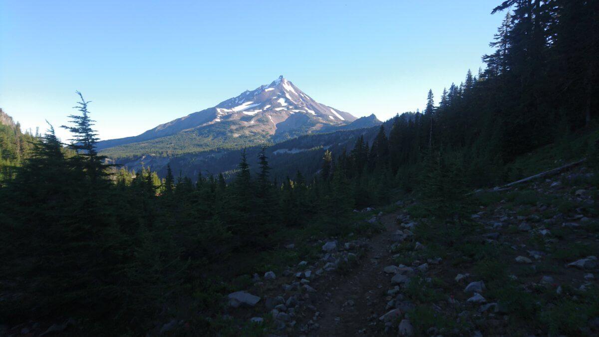 PCT jour 127 – 15 août – mile 2043
