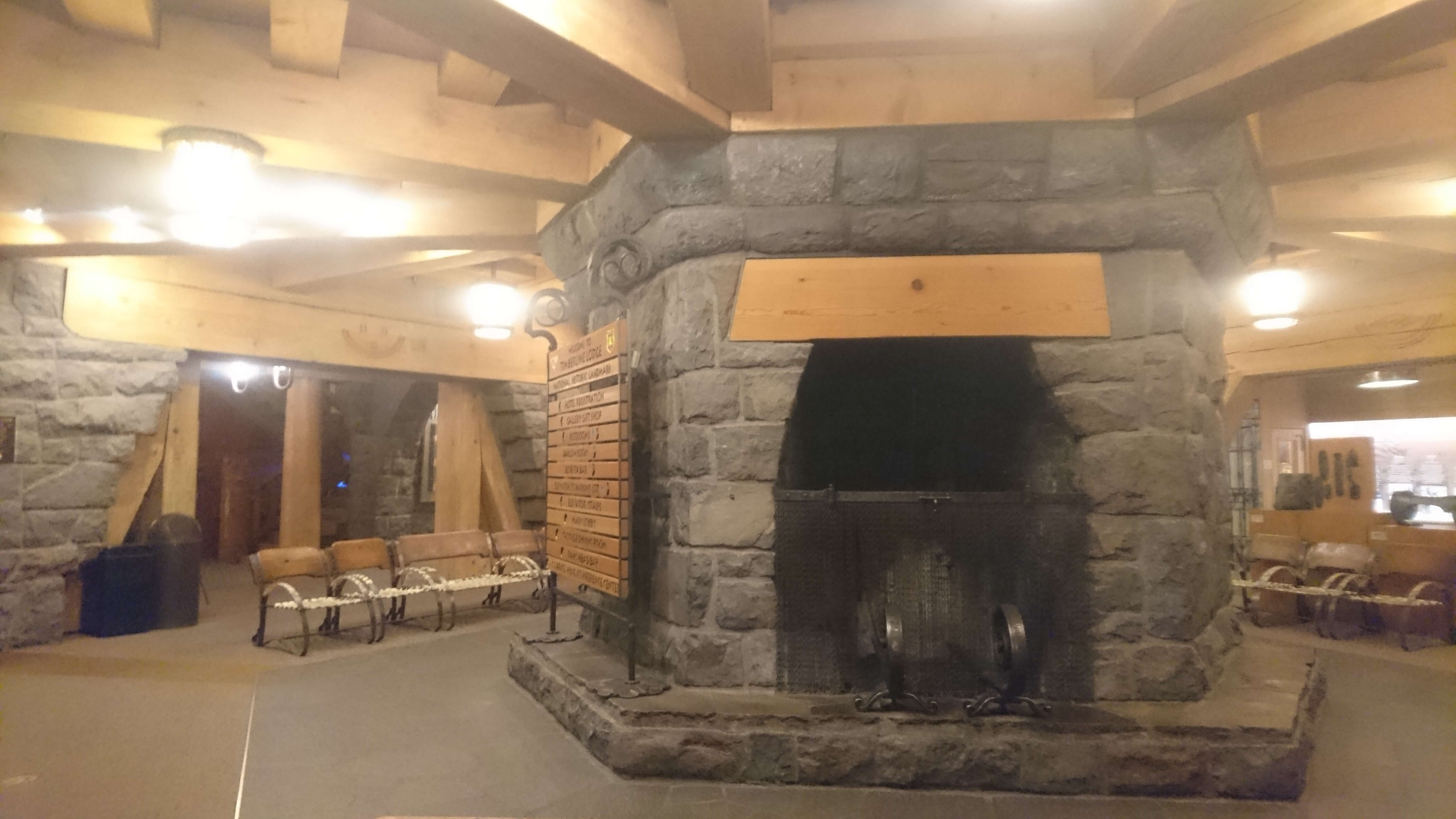 Bienvenue à Timberline Lodge