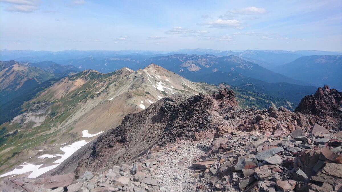 PCT jour 138 – 26 août – mile 2290