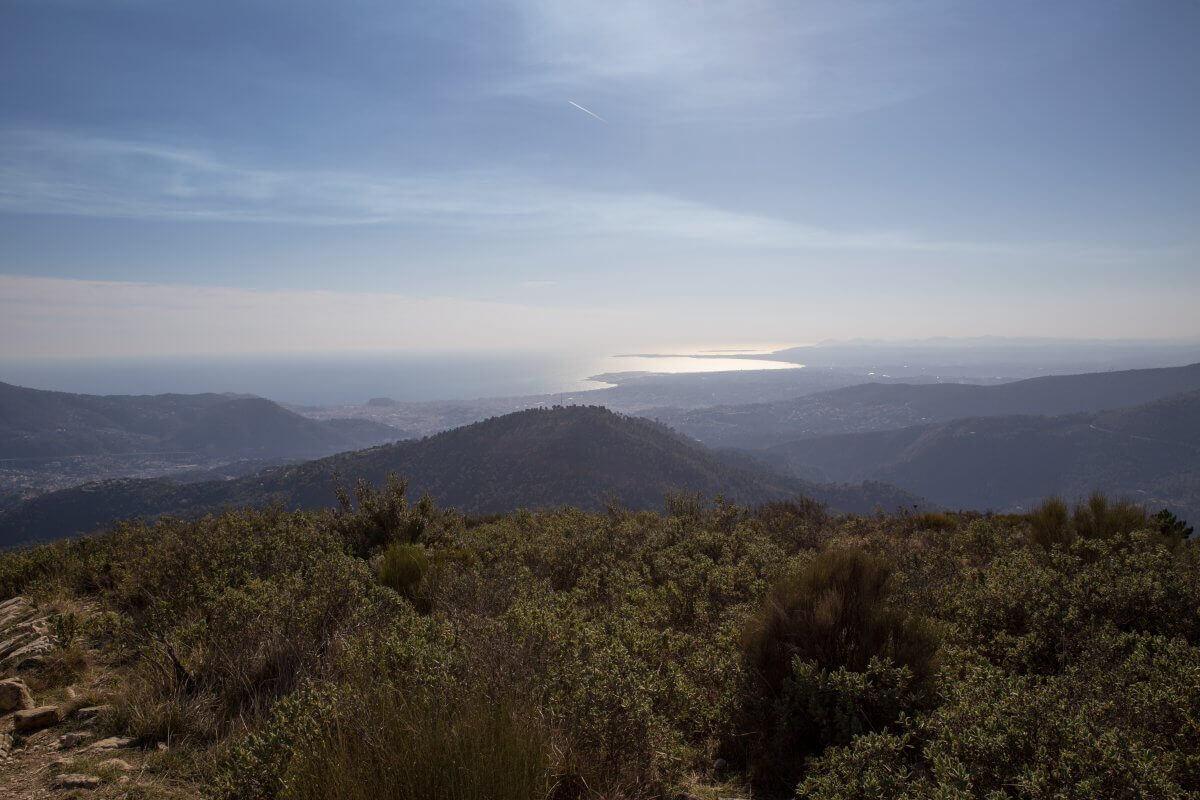 Randonnée sur le Mont Macaron