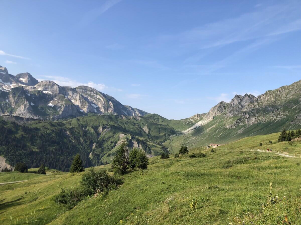 GR5 – Jour 3 – 1er août – Salvagny