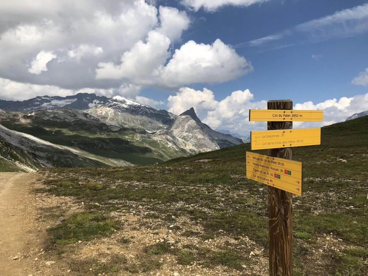 GR5 – Jour 9 – 7 août – Val d'Isère