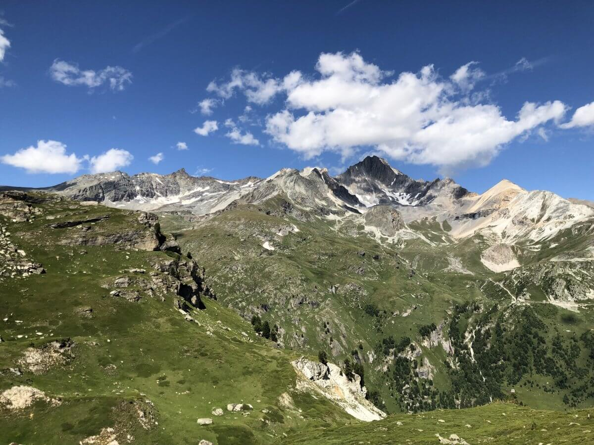 GR5 – Jour 13 – 11 août – refuge de l'Aiguille Doran