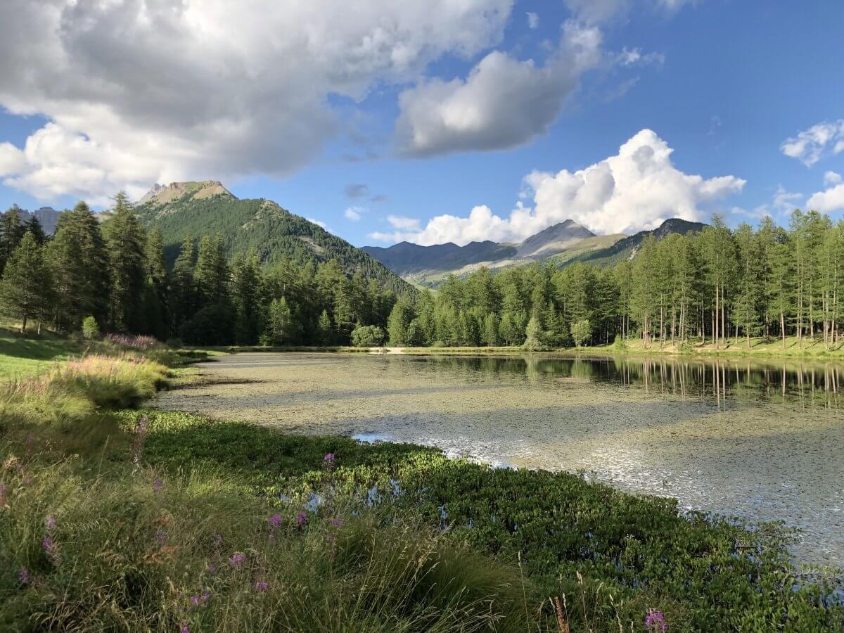 GR5 – Jour 17 – 15 août – Lac de Roue