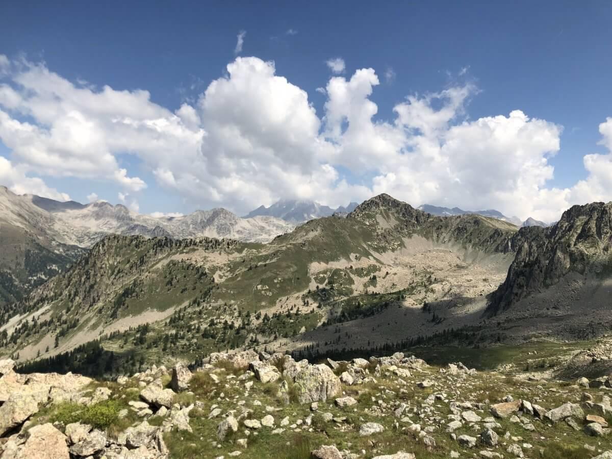 GR52 – Jour 1 – 21 août – Refuge de la Cougourde