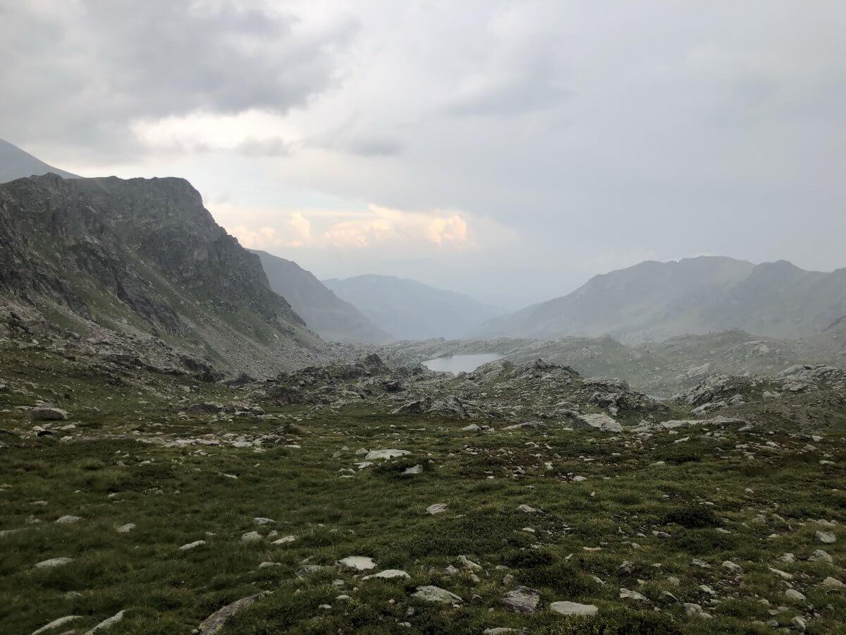 GR52 – Jour 3 – 23 août – Camp d'Argent