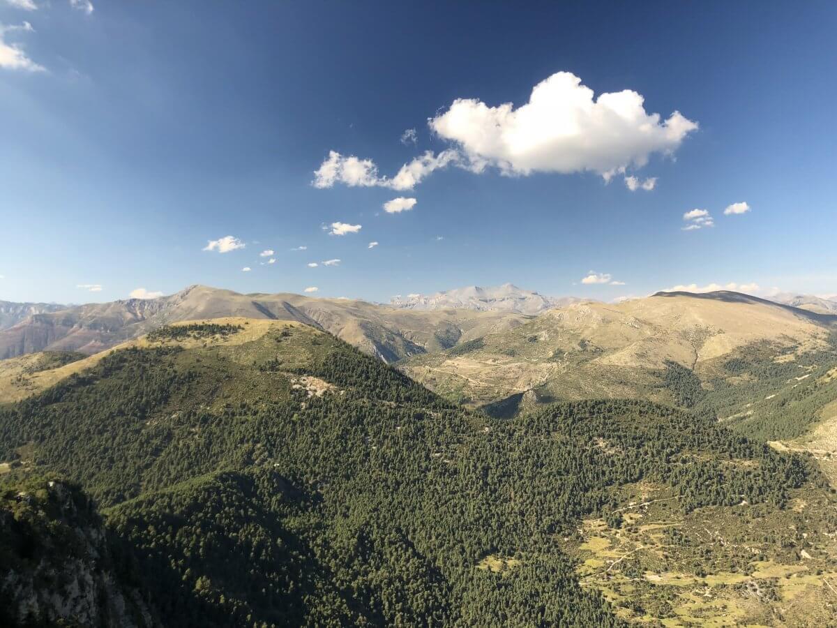 Randonnées autour du Col de la Sinne (Tinée)